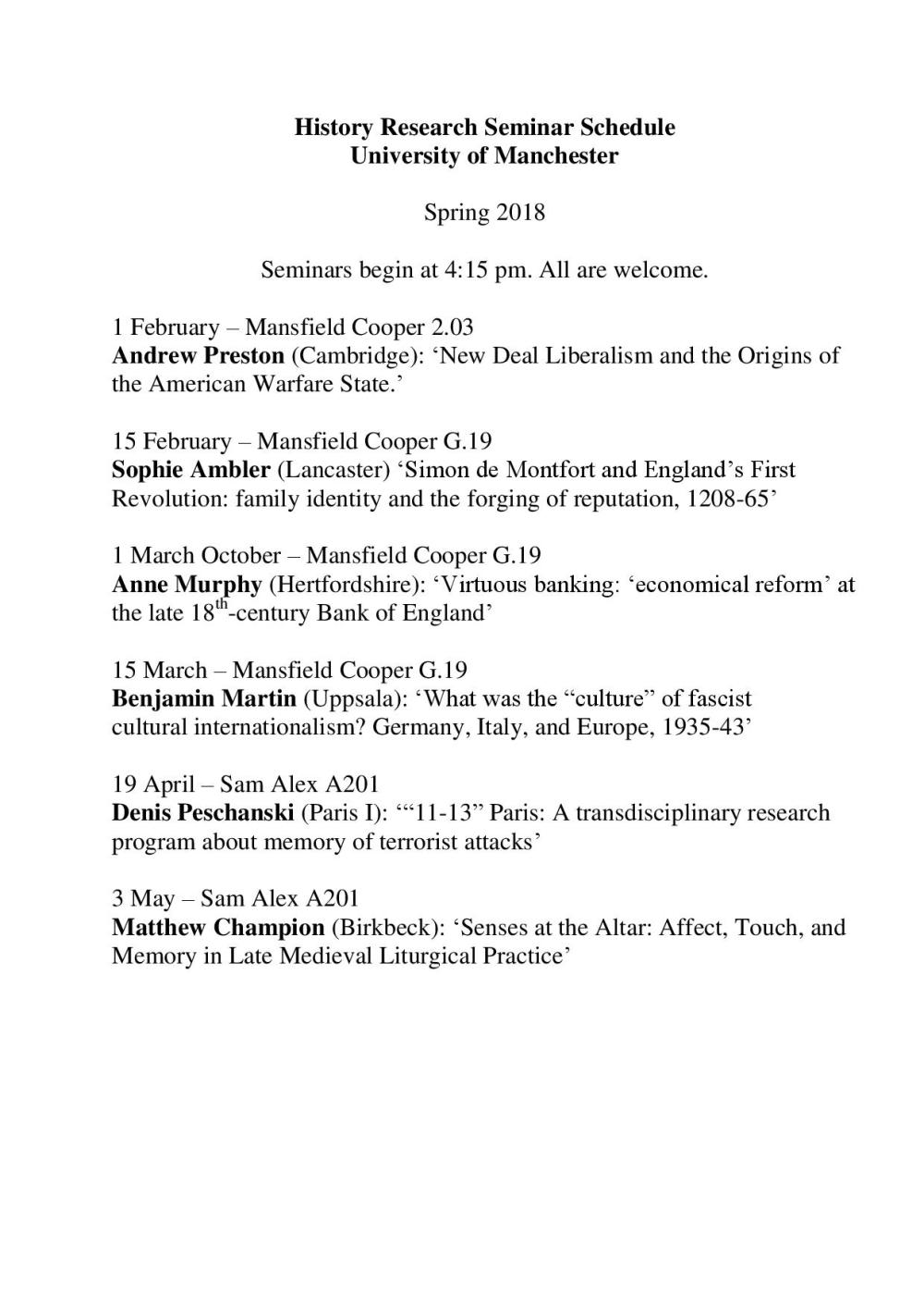 History Research Seminars Spring 2018-page-001